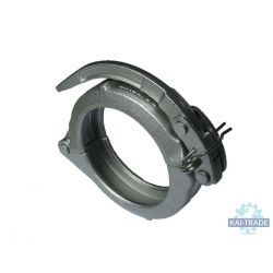 Coupling concrete hose 3""