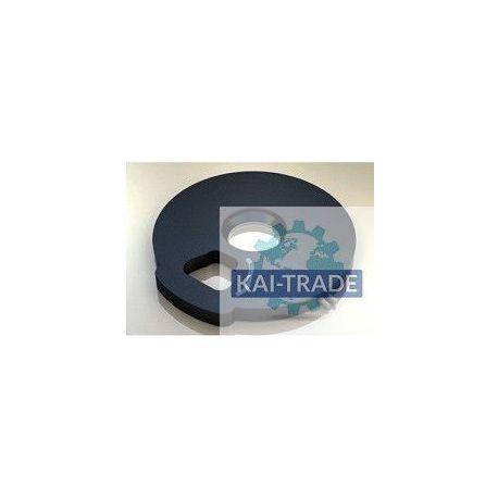 Rubber disc Aliva 240 lower