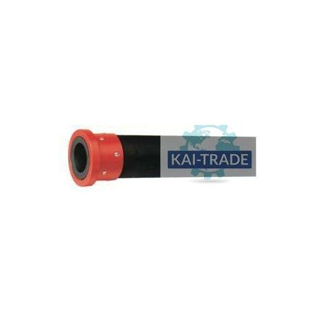 Gunite hose 20 m x 50 mm with couplings