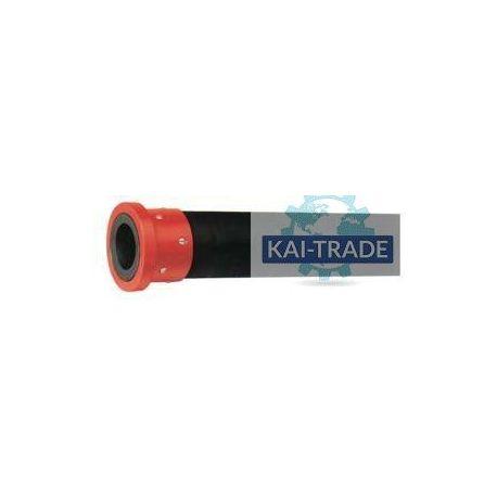 gunite hose 20 m x 40 mm with couplings