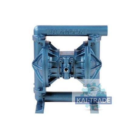 Water pressure pump air driven