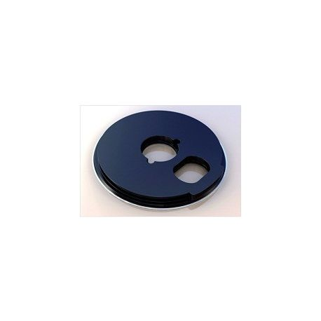Rubber Disc Piccola lower