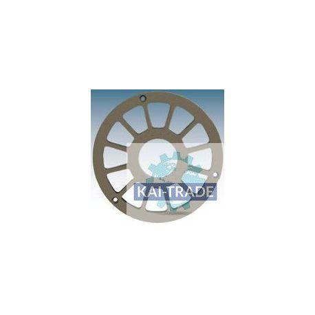 Disco Acero trapezoidal 300/301