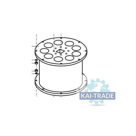 Rotor 9 agujeros Meyco Piccola