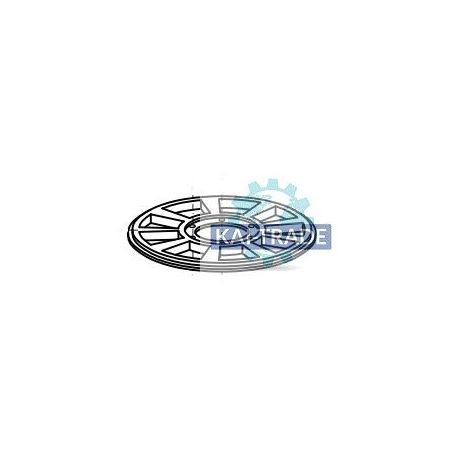 Disco acero 9 sectores Meyco GM
