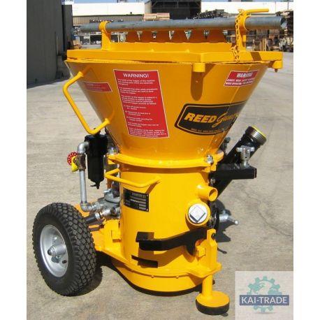 Betonspritzmaschine Reed Sova Luftmotor