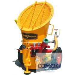 Gunite machine Reed Lova air