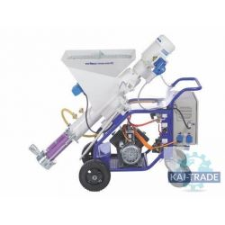 M-tec Mono Mix Plastering machine