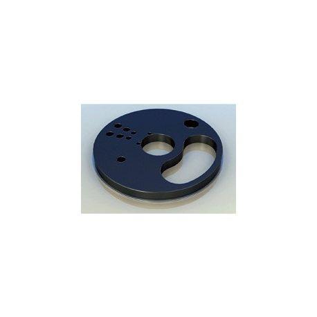 Rubber disc Aliva 285 upper