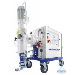 M-tec Duo Mix Plastering machine