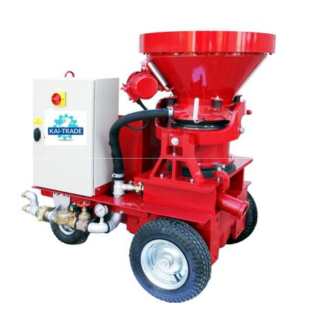 Trockenspritzgerät diesel Kai-Trade