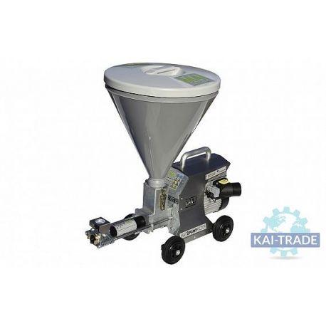 Maquina de proyectar corcho