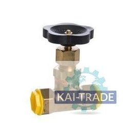 "Fine regulating valve 3/4"" internal thread M-tec"