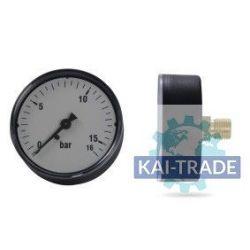 Manometer 0-16 bar