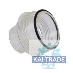 Plastic cap Water regulator