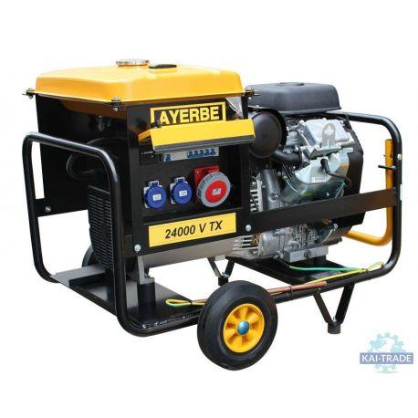 Generador para maquina de yeso 24 KVA