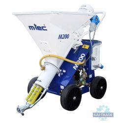 M-tec M200 Plastering machine