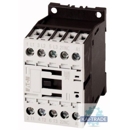 MINICONTACTOR 3 KW 48V 01 DILM7- 01