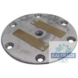 COVER WITH 2 VALVES PISTON HANDY K2