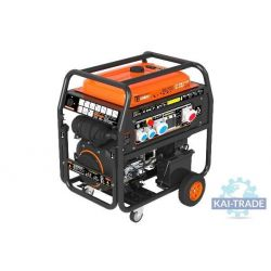 Generador para maquina de yeso 20 KVA