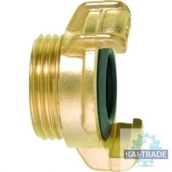 Geka coupling exterior thread 3/4""