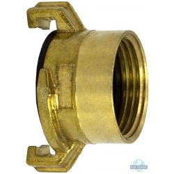Geka coupling internal thread 1/4""