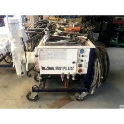 Maquina de mortero M-tec Duomix