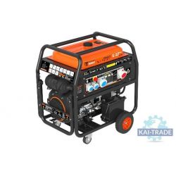 Generator for plastering machine 18.5 KVA