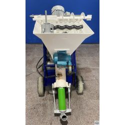 Plastering machine M-te cMono Mix 230 V used