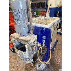 Plastering machine M-tec M300 used