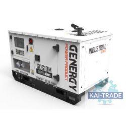 Generator Diesel 1500 rpm -27 KVA - 400 v